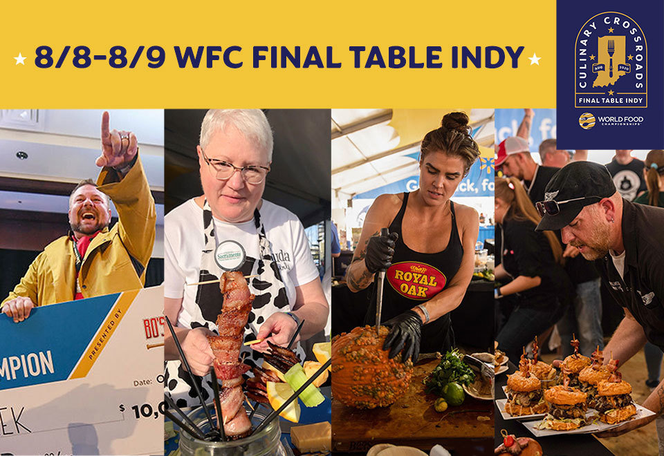 Fine table indy