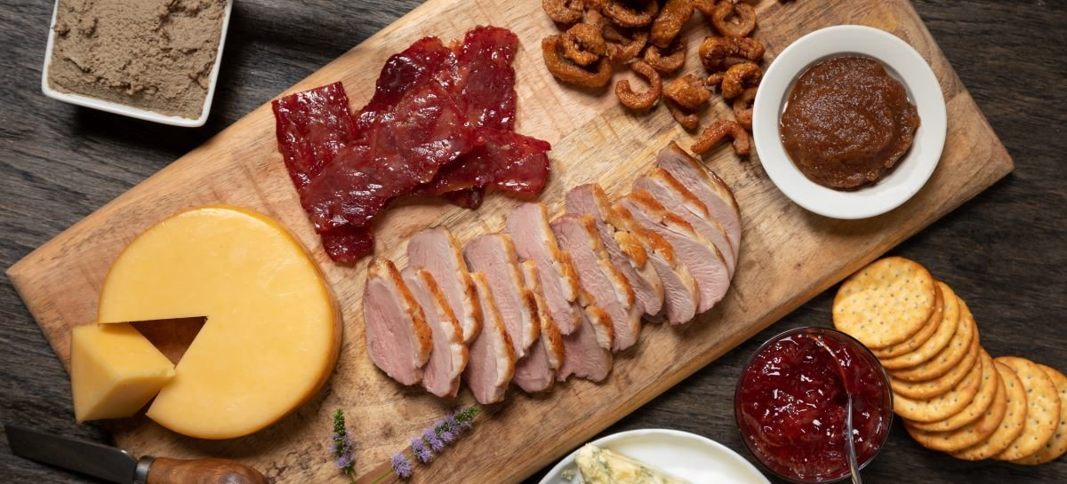Duck Charcuterie