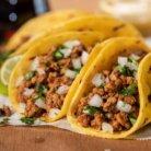 Ground Duck Street Taco