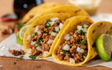 Ground Duck Street Taco