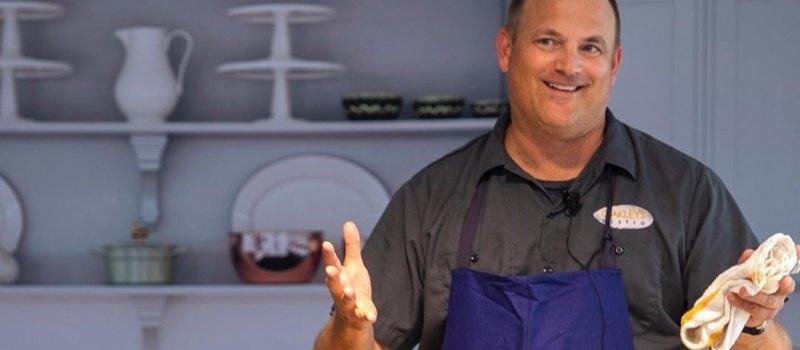 Chef Steve Oakley