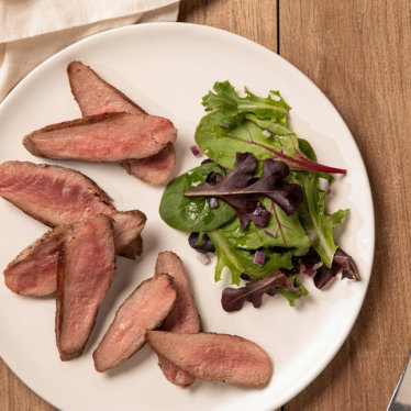 Boneless skinless duck breast