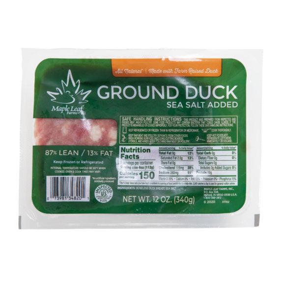 Ground Duck 12 oz