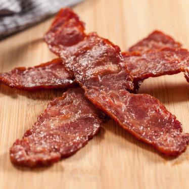 Duck bacon