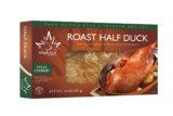 Roast half duck package