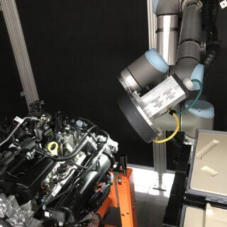 R4 PVC Intake Side Robot Pose