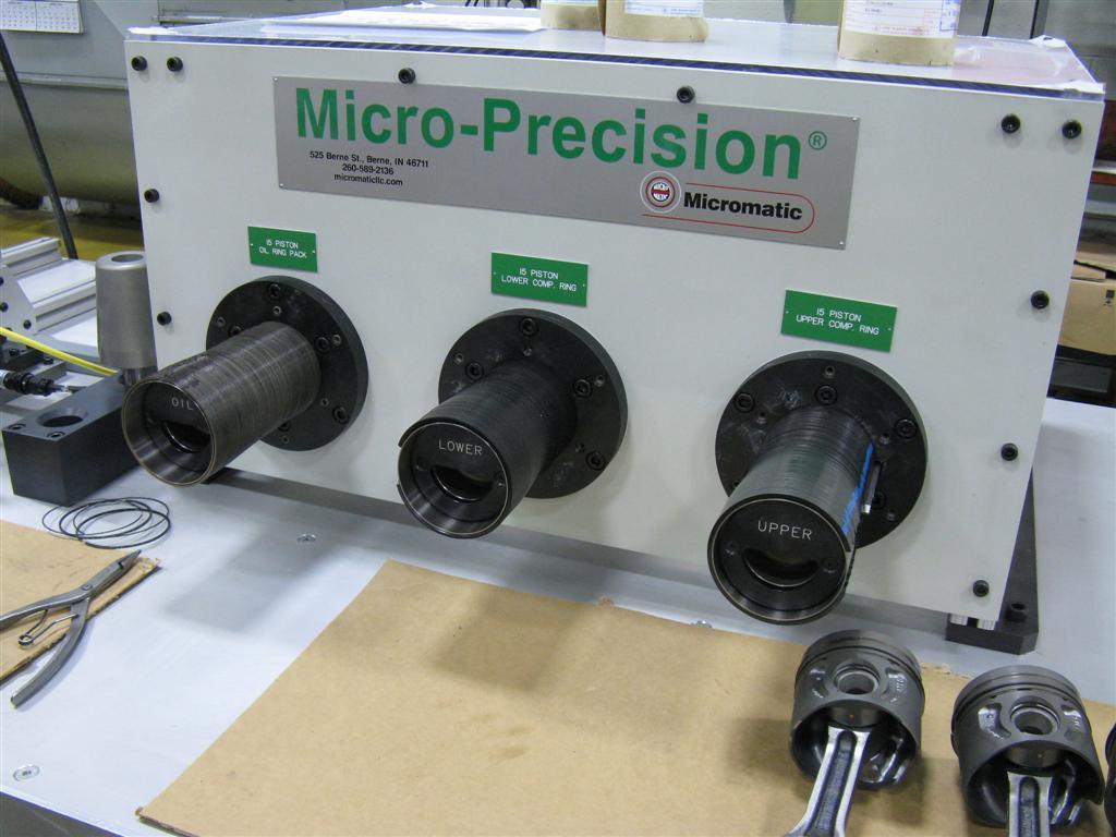 Manual Piston Ringer