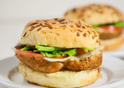 Sandras chicken cordon bleu sandwich recipe