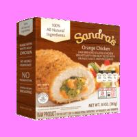 Sandras Orange Chicken 10oz