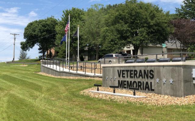 Veterans memorial southview