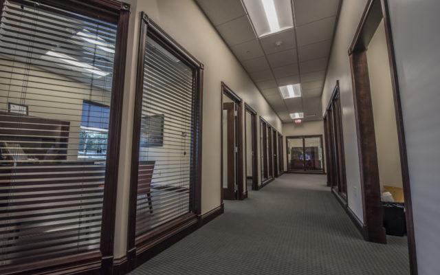 Gab washington hallway