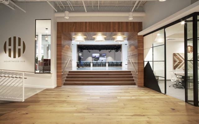 Kimball hub entry