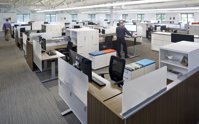 NOF open workspace