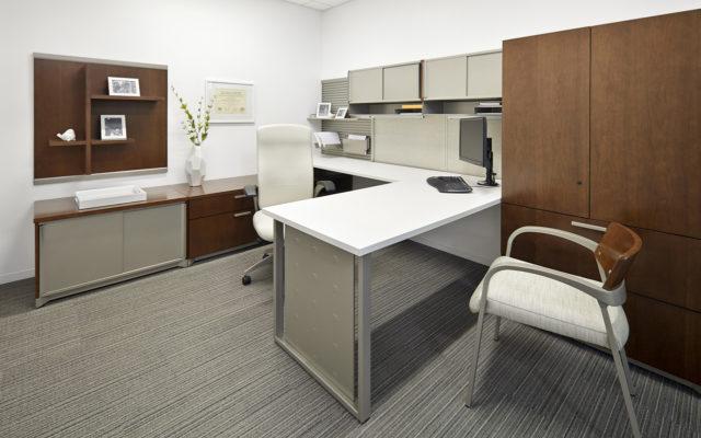 NOF private office
