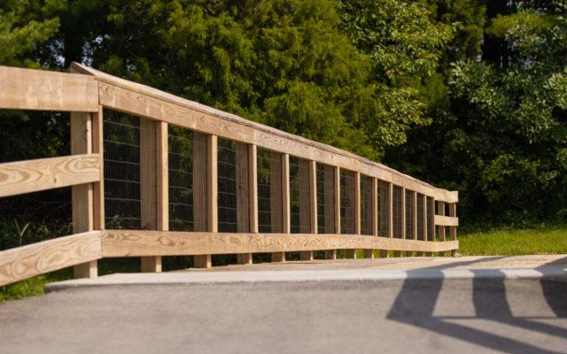 Ferdinand old town lake bridge2