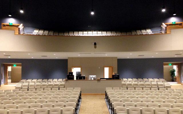 Redemption worship center