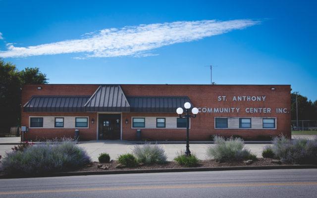 St anthony comm center exterior