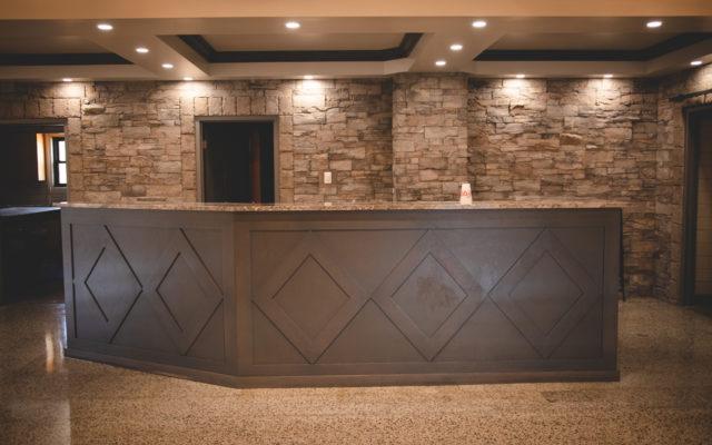 St anthony community center bar