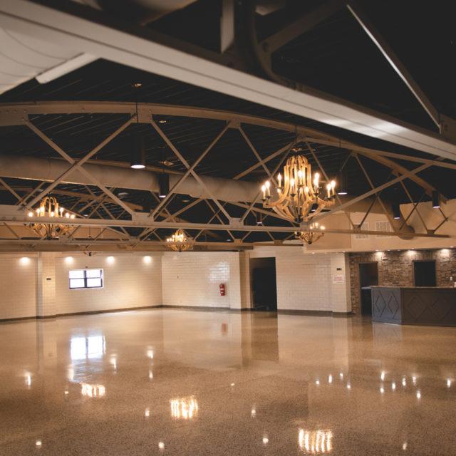 St anthony community center interior