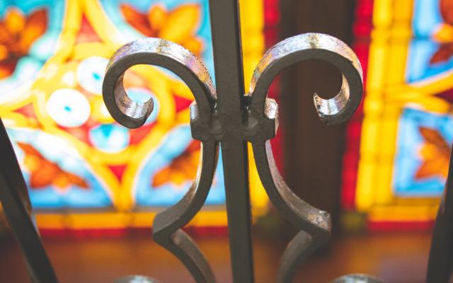St ferdinand railing