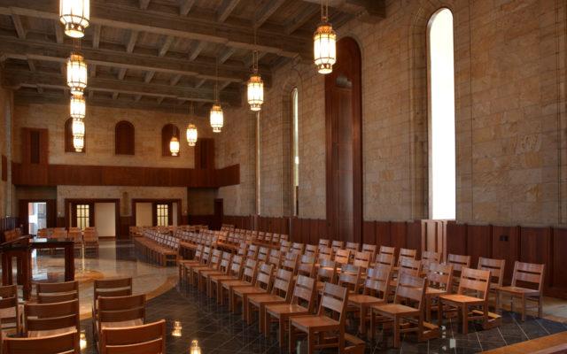 St meinrad chapel interior