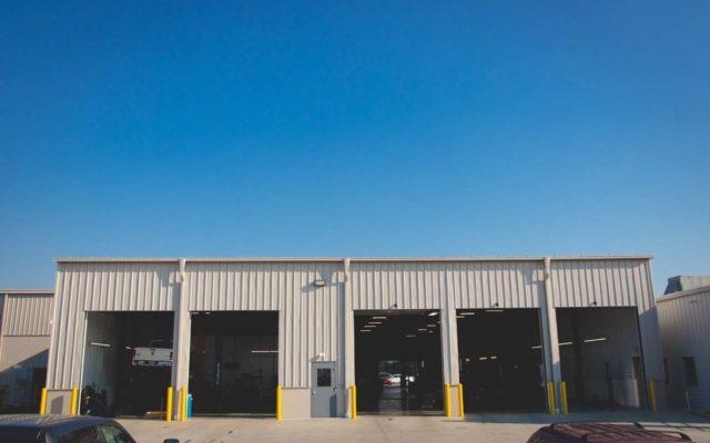 Sternberg automotive maintenance addition