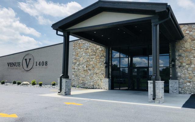 Venue 1408 exterior