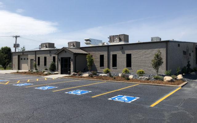 Venue 1408 side exterior