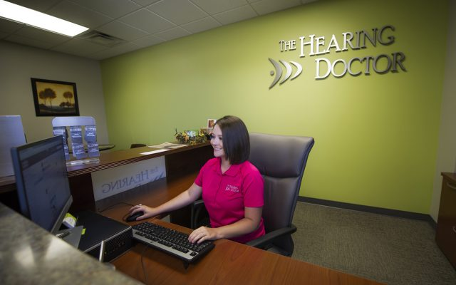 Hearing dr office