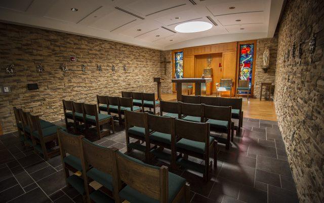 St thomas chapel