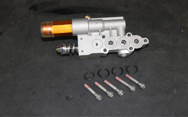 If you are sure you do not need to replace your entire pump, but can simply replace the Outlet Valve Manifold on your Himore pressure washer pump, then this tutorial is for you. Follow these easy step-by-step instructions and The ROP Shop's Rugged U will show you how to complete the install. Let's get started!