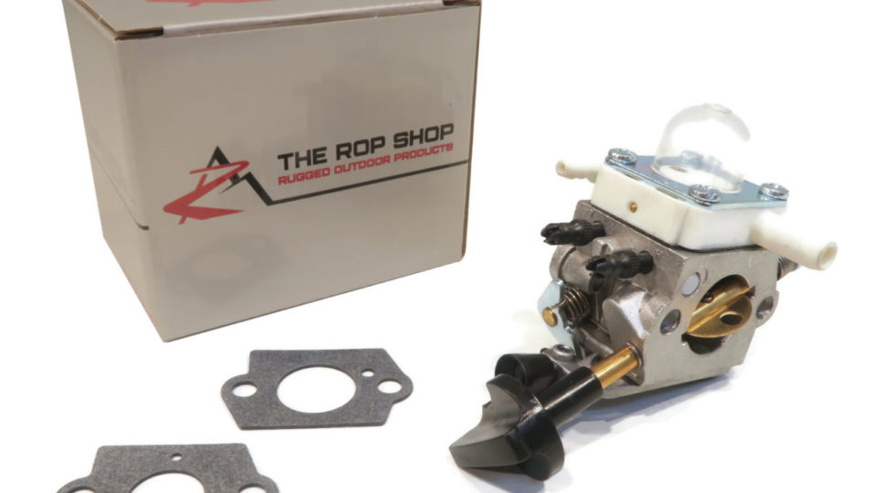 The ROP Shop's Carburetor with box and parts.