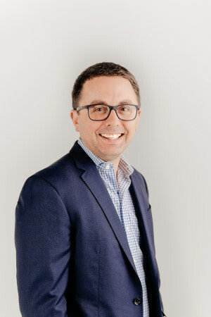 Brian Stucki, EVP and General Manager of Customer Experience Business, Qualtrics