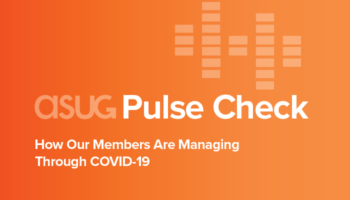 ASUG Pulse Check preview graphic