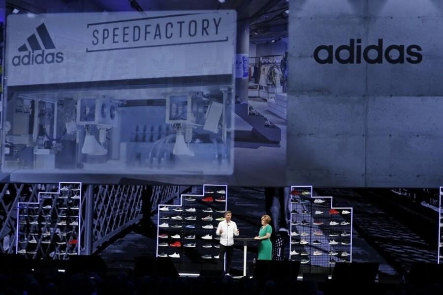 2018 Sapphire Keynote Adidas 700X466