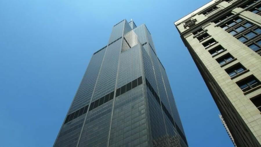 Willis Tower skyscraper Chicago