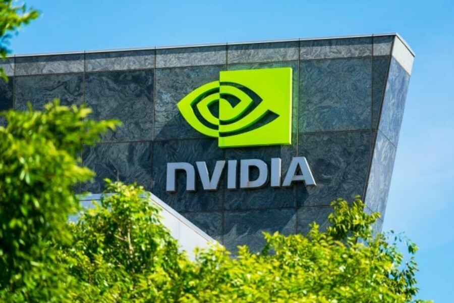 FF NVIDIA logo on building 700x467