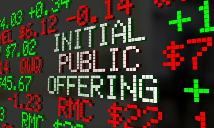 IPO stock market ticker