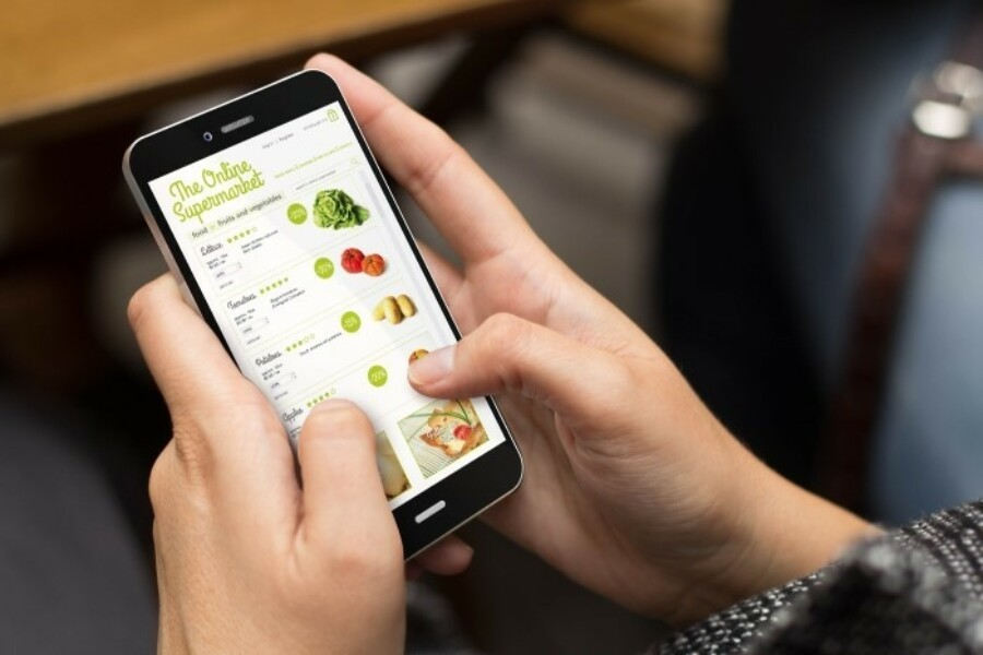 Ff Online Grocery Shopping App 700X467