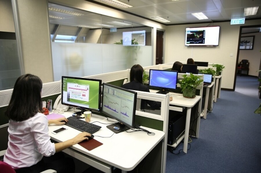 Ff People Working Office 700X466