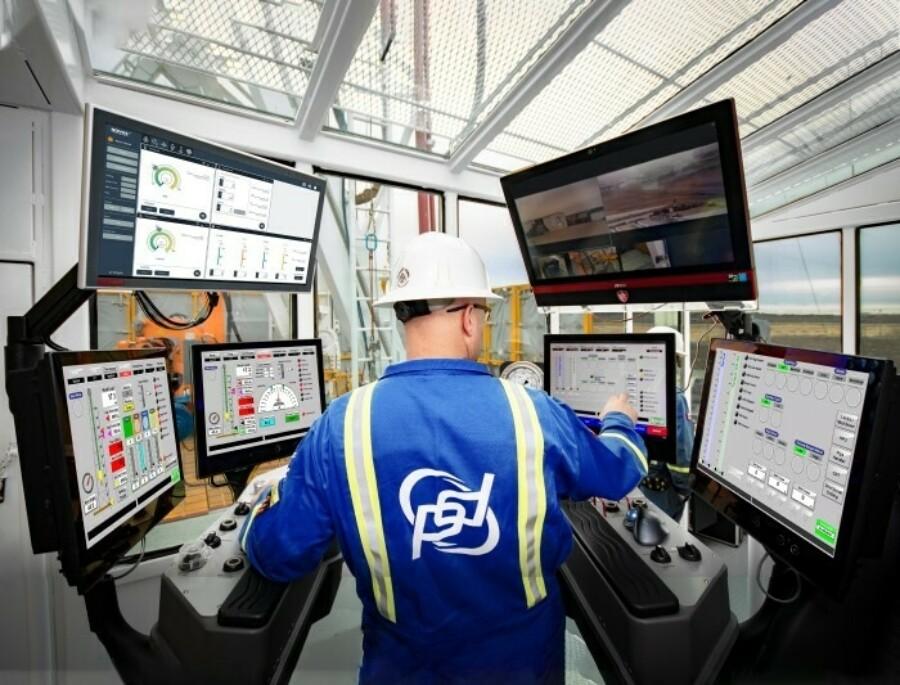 FF precsion drilling 700 X533