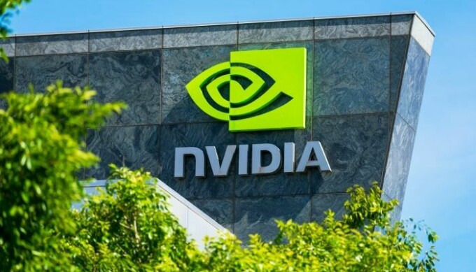 FF NVIDIA logo on building 700x467