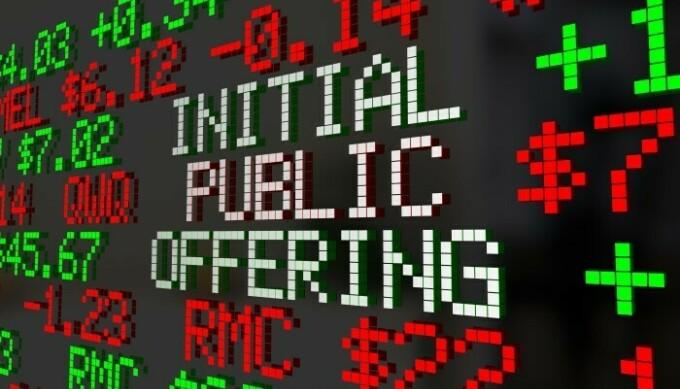 IPO stock market ticker