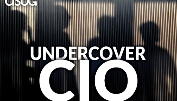 ASUG Undercover CIO feature