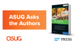 ASUG Asks the Authors series image