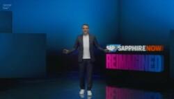 Christian Klein SAPPHIRE NOW 2020 virtual keynote