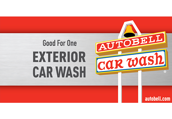 50 Exterior Wash Tickets