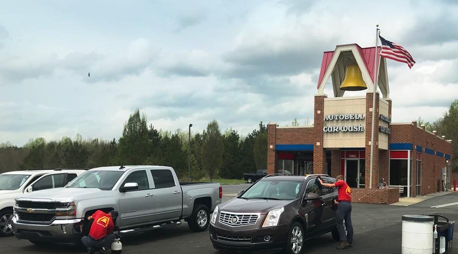 Autobell Car Wash location in Denver, NC