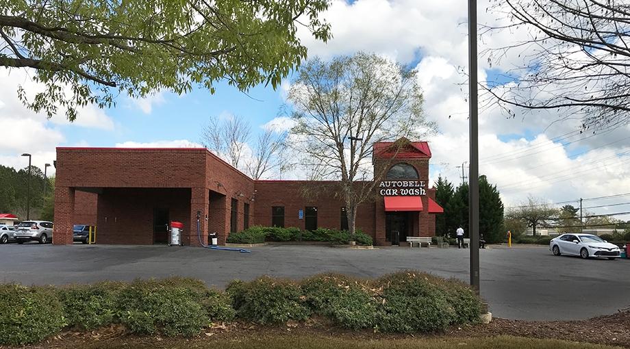 Autobell Car Wash location in Alpharetta, GA