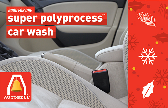 2 Super Polyprocess℠ Wash Tickets